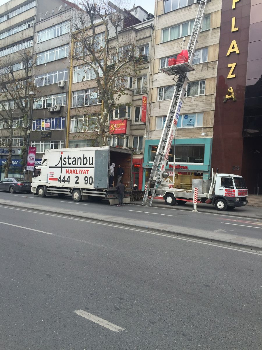İstanbul Eşya Depolamada Profesyonel Hizmet