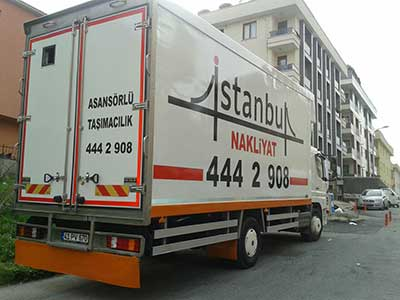 İstanbul Evden Eve Nakliyat İle Eşya Depolama