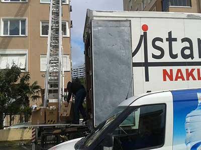 Kadıköy Asansörlü Eşya Taşımacılığı